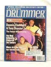 MODERN DRUMMER MAGAZINE DENNIS CHAMBERS TONY ROYSTER JR COLLECTORS EDITION