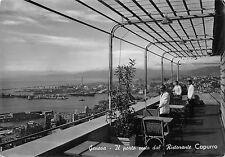 BT2543 Capurro piazza dante Genova il porto vista dal ristorante     Switzerland