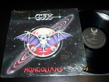 "The Godz - ""Mongolians""- LP Grudge Records ‎GR 0962 US 1987"