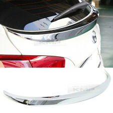 Chrome Rear Trunk Lip Spoiler Garnish Trim C150 For HYUNDAI 2010-2013 Tucson ix