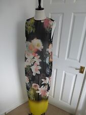 BNWT Ted Baker Missah Opulent Bloom Maxi Cover Up Dress  size S