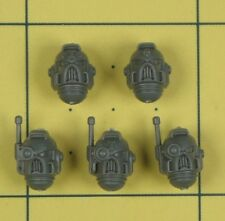 Warhammer 40K Space Marines Deathwatch Kill Team Helmets