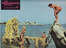 Älteste Gewerbe der Welt (Kinofoto '67) - Gabriele Tinti / Michèle Mercier
