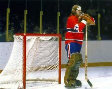 KEN DRYDEN MONTREAL CANADIANS NHL HOCKEY GOALIE PRETZEL MASK 8X10 PHOTO