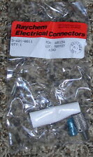 Raychem TE Connectivity D-621-0011 Triax Triaxial Cable Connector NOS