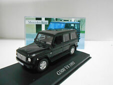 MERCEDES-BENZ CLASE G G500 V8 W463 1993 COLLECTION MERCEDES ALTAYA IXO 1:43