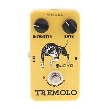 JOYO JF-09 Tremolo Electric Guitar Effect Pedal True Bypass I3C4