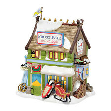 Department 56 Dickens Village FROST FAIR SLED & SLEIGH RENTAL 4044805 Dept 56