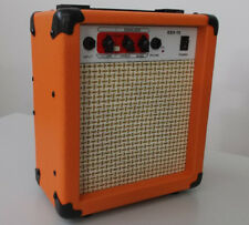 AMPLIFICATORE PER CHITARRA  GUITAR AMPLIFIER MODEL NO.EGV-10  AC 50-60Hz 220-240