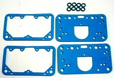 Holley carby bowl gasket kit  Holley 600 650 750 850 street hp double pumper