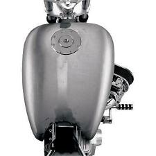 Drag Specialties One Piece 2 Inch Extended Gas Tank for 82-94, 99 FXR - Aero Cap