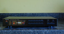 ROTEL RT-840AX AM/FM Tuner with Memory Presets & Signal Strength Meter