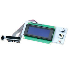 LCD2004 Display controller with adapter for Ramps1.4 Reprap Prusa I3 3D printer