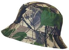 Lightweight Hardwoods Camouflage Summer Floppy Bucket Hat #1061 Autumn Camo