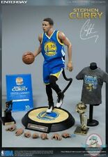 1/6 Real Masterpiece NBA Stephen Curry Golden State Warriors Enterbay