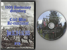150th Anniversary Battle of Gettysburg Re-enactment DVD