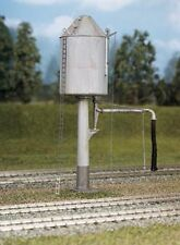 Ratio 528 - GWR Round Water Tower - 1/76th Scale = 00 Gauge Plastic Kit T48 Post