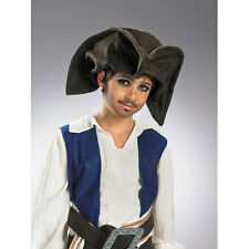 NWT Disney Pirates of the Caribbean Worlds End Jack Sparrow Child's Tricorn Hat