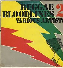Various ‎– Reggae Bloodline 2 ORIG JA LP ROOTS 1976 VG
