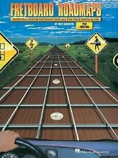 Fretboard Roadmaps: The Essential Guitar Patterns That All the Pros Know and Use