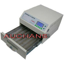 T-962A Bga Reflow Oven Infrared IC Heater Soldering Machine 1500W 300x320mm
