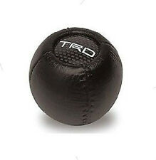 TOYOTA TUNDRA TACOMA TRD LEATHER SHIFT KNOB OEM NEW