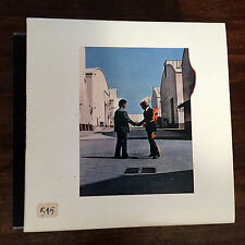 PINK FLOYD - WISH YOU WERE HERE. CD CARTONATO ED.SPECIALE 25 ANNIVERSARIO - RARO