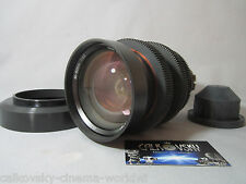 OLAN MILLS INC JAPAN CINEMA 50-150MM PL-MOUNT ZOOM LENS 35MM MOVIE CAMERA ARRI