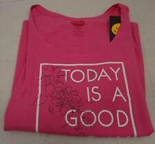 Life is Good Women's T Shirt Good Day    XL