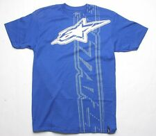 Alpinestars Bout Classic Tee (S) Royal Blue