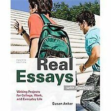 Real Essays with Readings: Writing for Success in College, Work, and Everyday Li