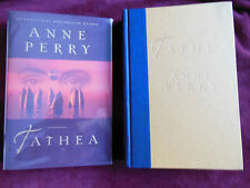 Anne Perry - TATHEA - 1st - Signed