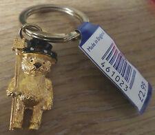 TEDDYBEAR BEAR KEYRING LONDON BEEFEATER SOUVENIR  NEW COLLECTABLE ITEM