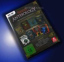 Baldurs Gate 1 & 2 und Planescape Torment = Dungeons & Dragons Anthology