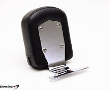 Honda VALKYRIE Tourer Standard Chrome Driver Backrest By Bestem SYDNEY