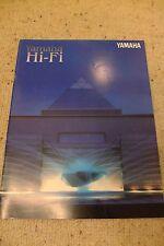 Yamaha, HiFi, Prospekt ,CX-1, CX-2, MX-1, MX-2,DSP-2070