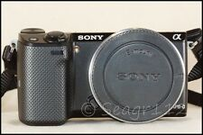 Sony Alpha NEX 5T 16.1 MP ILCE Black Camera Body - Near Mint  - 1400 Clicks