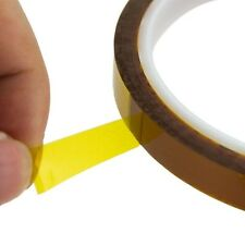 10mm-200mm x 30M Kapton Tape High Temperature Heat Resistant Polyimide