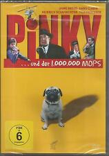 Pinky und der 1.000.000 Mops DVD Neu!