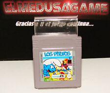 LOS PITUFOS PAL ESP GAMEBOY GAME BOY GB