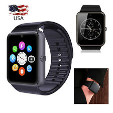 Bluetooth Smart Watch with Cell Phone Mate For Android Samsung S5 S6 S7 LG HTC