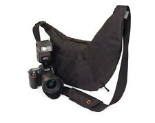 Lowepro Passport Sling DSLR Camera Bag Case Carry Shoulder Sling Bag Black