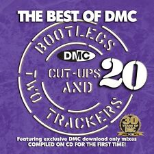 The Best Of DMC Bootlegs Cut Ups & 2 Trackers Vol 20 Clubber Club DJ CD Party