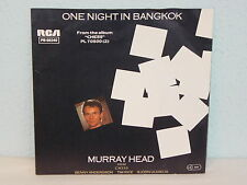 "*****MURRAY HEAD""ONE NIGHT IN BANGKOK""-12""Inch*****"