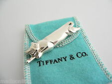 Tiffany & Co Silver Nature Cat Kitty Pet Animal Brooch Pin Rare