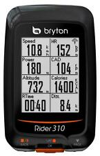 BRYTON Rider 310 ANT+ Bike GPS Computer 67 Functions 310E BLUETOOTH 4.0
