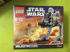 Lego 75130 StarWars Microfighters AT-DP MISB