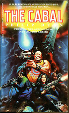 The Cabal by Philip Dunn-First U.S. Printing-1981