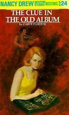 NANCY DREW #24 - THE CLUE IN THE OLD ALBUM by CAROLYN KEENE (1998, Hardcov...