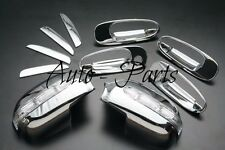 For 93 - 97 Toyota Corolla AE100 ABS Chrome Trim Complete Set 10P